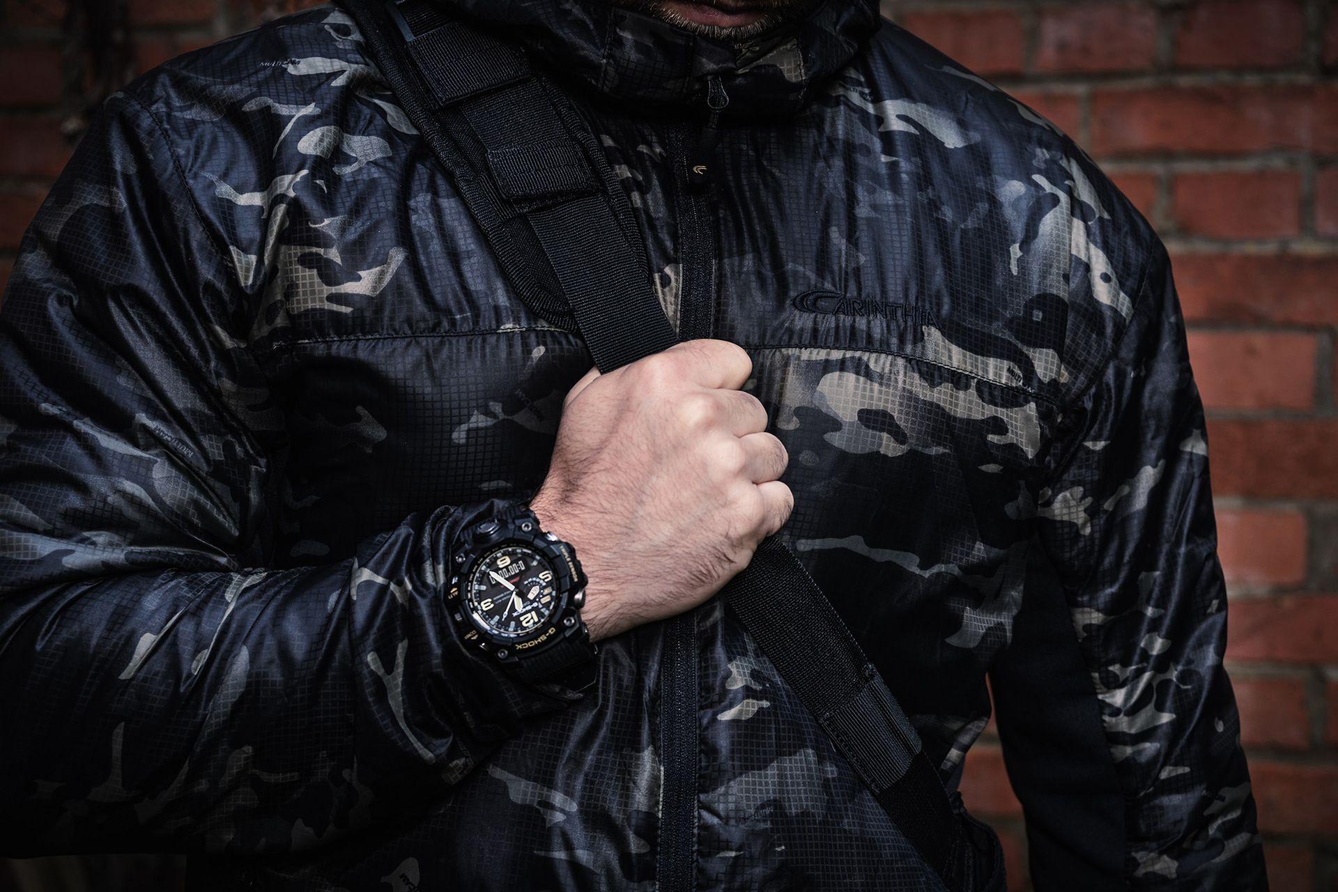 G-Loft TLG Jacket Multicam Black   Carinthia Webshop