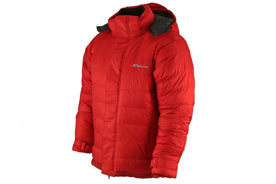 Downy Alpine Jacket red 1