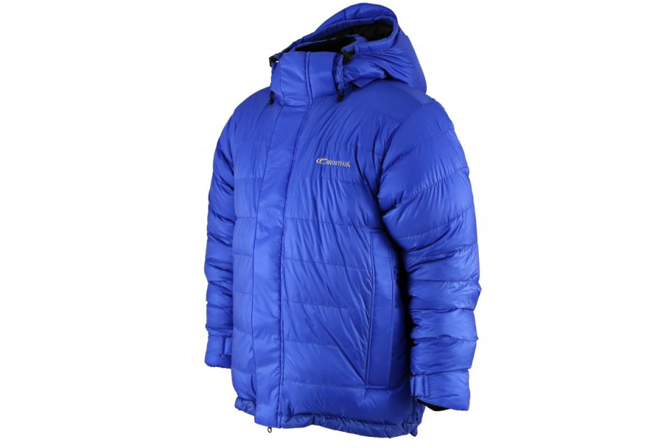 Downy Alpine Jacket blue 1