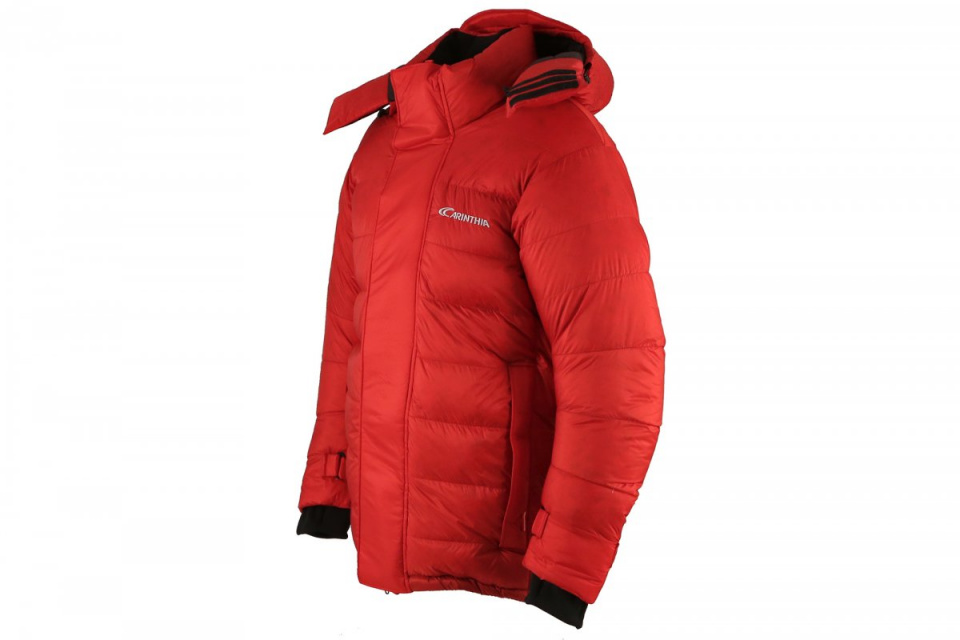 Downy Extreme Jacket red 1